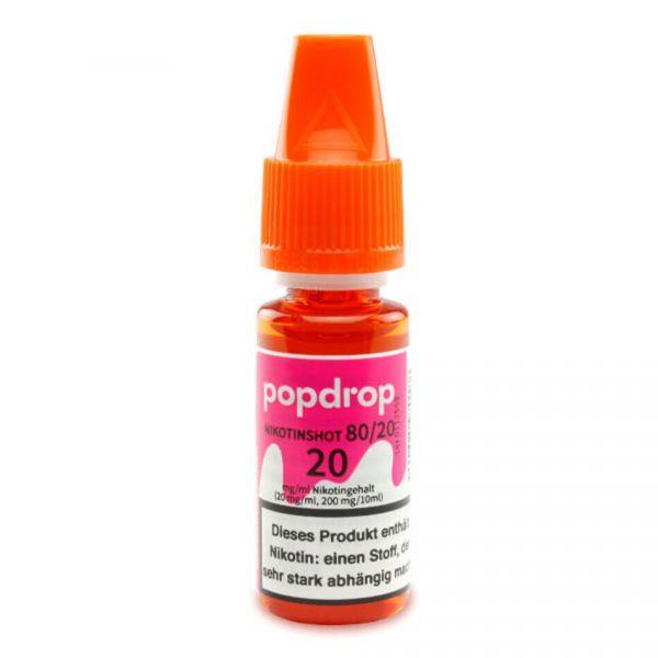 POPDROP Nikotin-Shot 80/20 20mg Nikotin