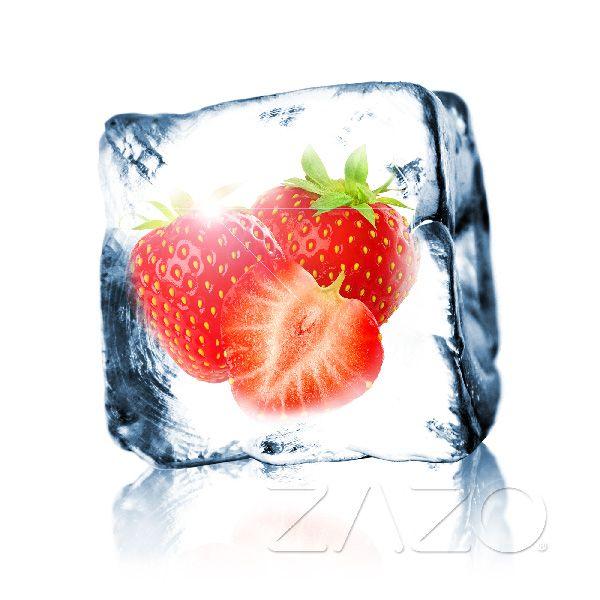Erdbeer-Cool Zazo Liquid