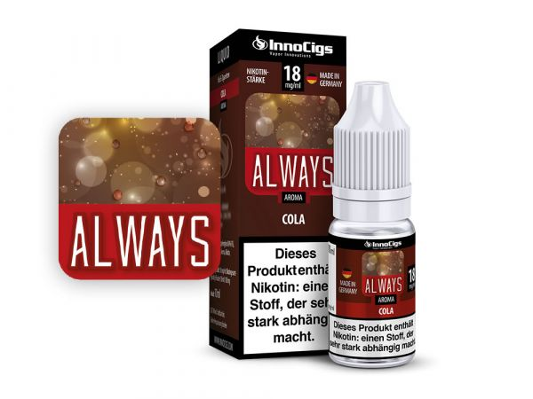 Innocigs Cola Always 10x10ml