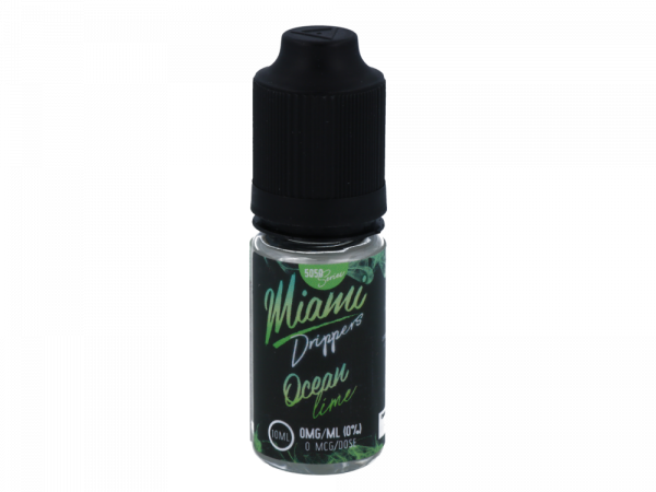Miami Drippers Ocean Lime