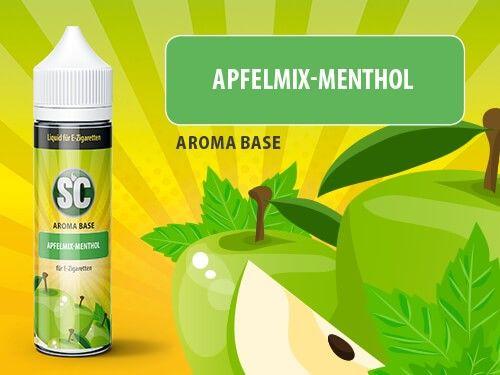 Apfelmix-Menthol