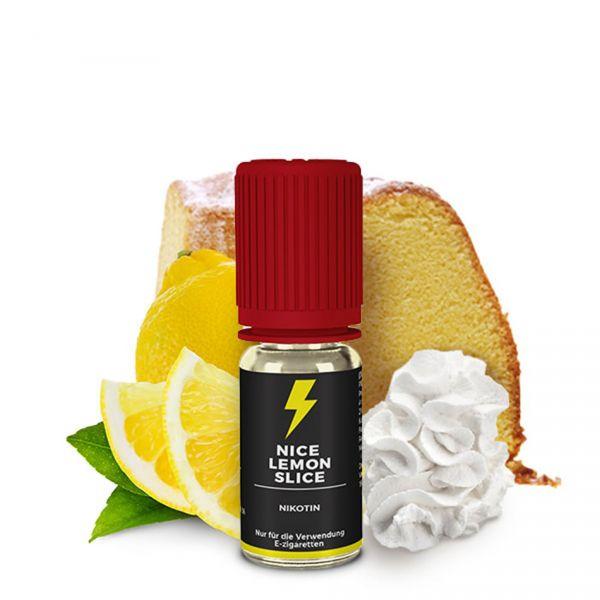 T-JUICE SWEET AND DESSERTS Nice Lemon Slice Liquid