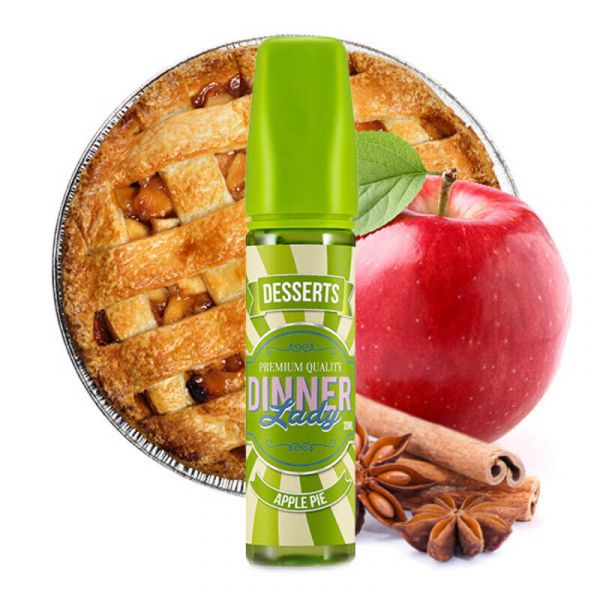 DINNER LADY Dessert Apple Pie Aroma 20 ml