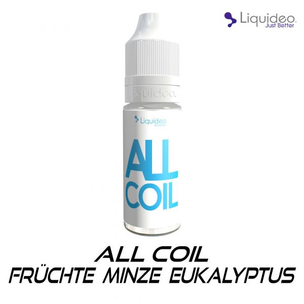 Evolution All Coil 15x10ml Liquideo
