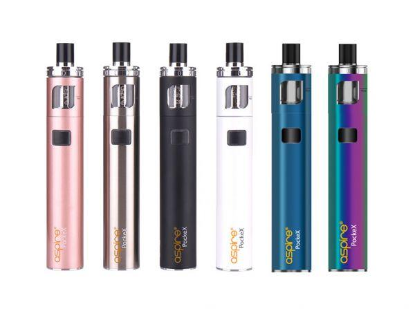 Aspire PockeX E-Zigarette