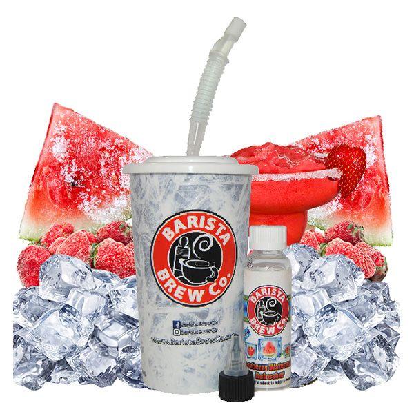 Barista Brew Frozen Strawberry Watermelon Refresher Liquid 50ml