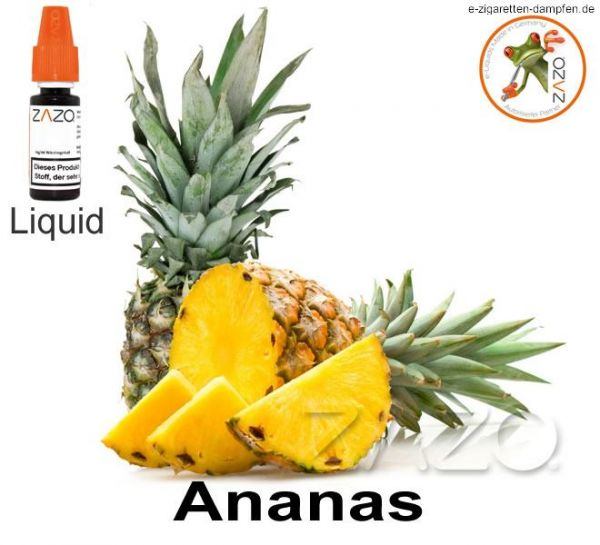 Ananas Zazo Liquid 8mg