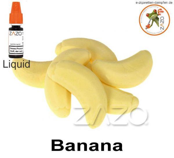 Banana Zazo Liquid 8mg