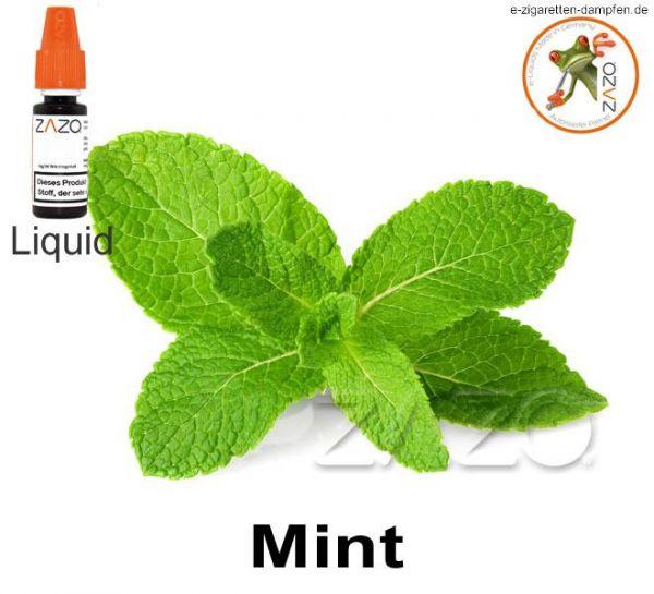 Mint Zazo Liquid