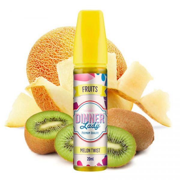 DINNER LADY Fruits Kiwi Melon Longfill-Aroma 20 ml