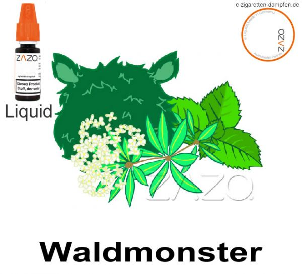 Waldmonster Zazo Liquid