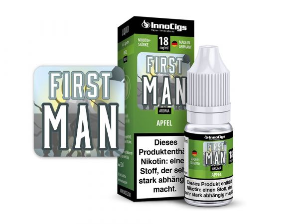 Innocigs Apfel First Man 10x10ml