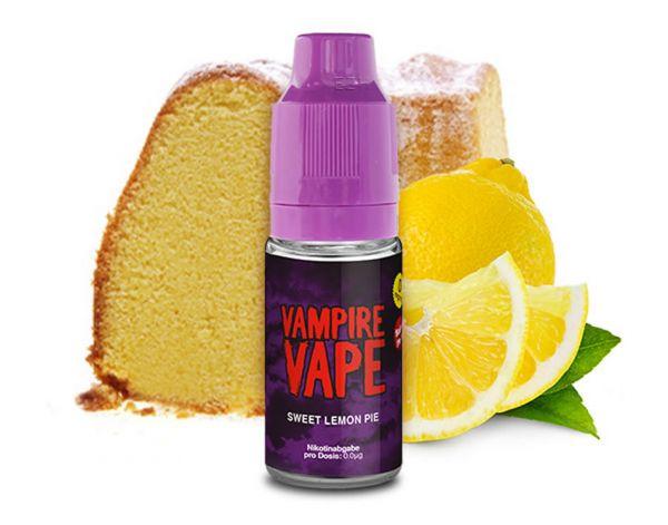 VAMPIRE VAPE Sweet Lemon Pie Liquid