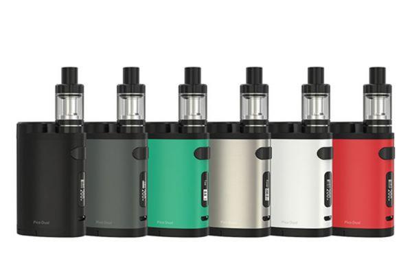 ELEAF Pico Dual mit Melo 3 Mini E-Zigarette