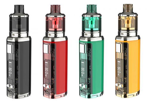 Wismec SINUOUS V80 + AMOR NSE E-Zigarette