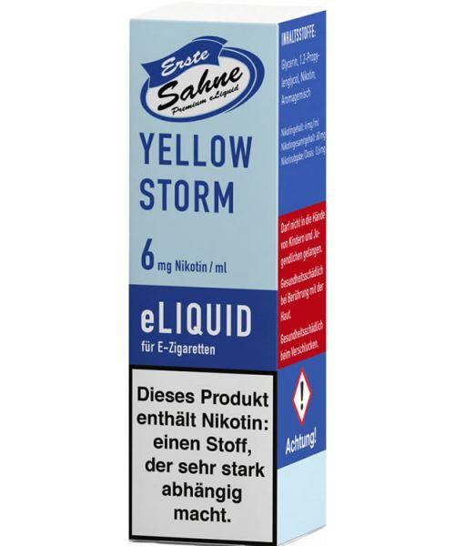 Erste Sahne Yellow Storm Liquid