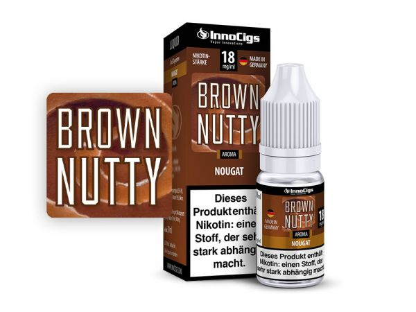 Innocigs Brown Nutty Nougat 10x10ml
