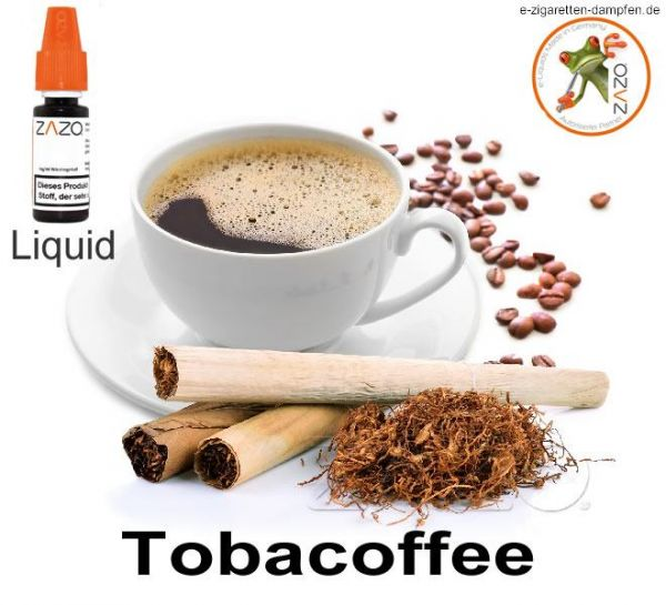 Tobacoffee Zazo Liquid