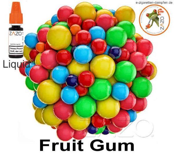 Fruit Gum Zazo Liquid