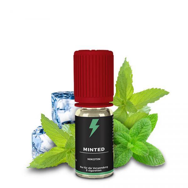 T-JUICE MENTHOL AND MINT Minted Liquid