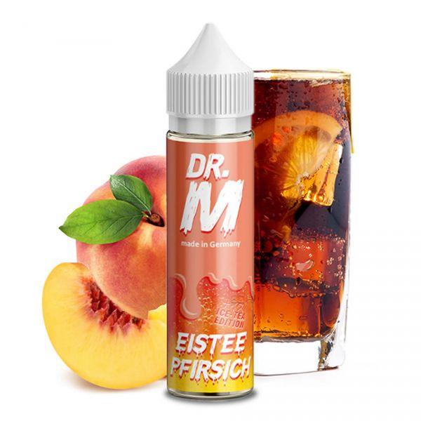 DR. M Ice-Tea Edition Eistee Pfirsich Aroma 15ml