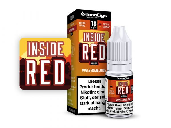 Innocigs Wassermelone Inside Red 10x10ml