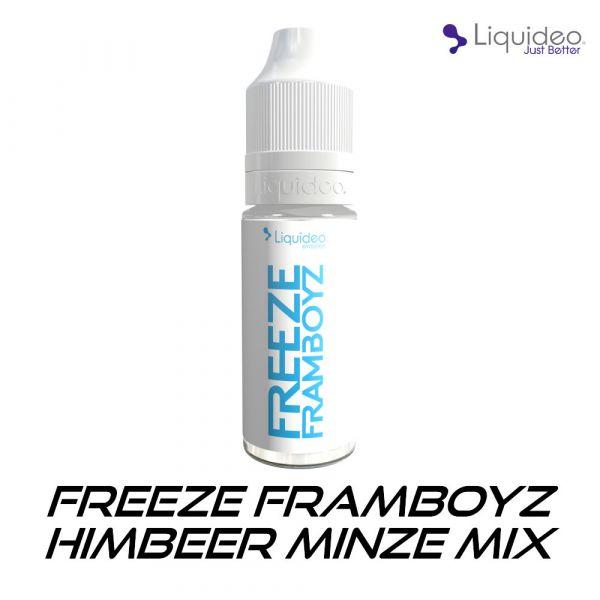 Evolution Freeze Framboyz 15x10ml Liquideo
