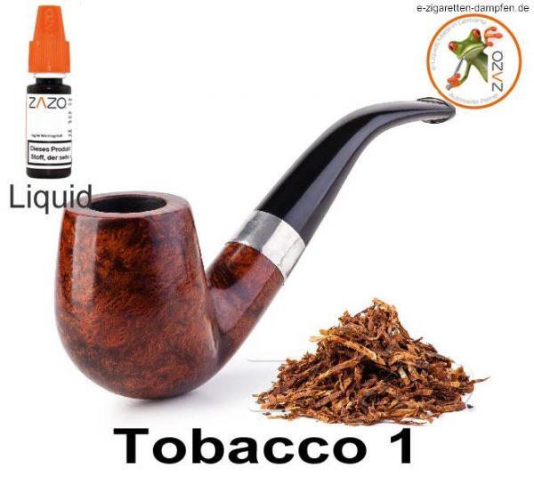 Tobacco 1 Zazo Liquid