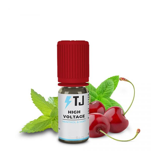 Bewerte T-JUICE MENTHOL AND MINT High Voltage Liquid