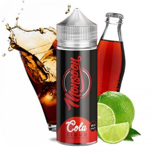 MONSOON Cola Cloud Premium Liquid 100ml