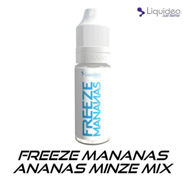 Evolution Freeze Mananas 15x10ml Liquideo