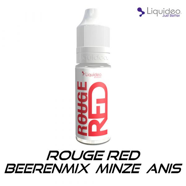 Evolution Le Rouge Red 15x10ml Liquideo