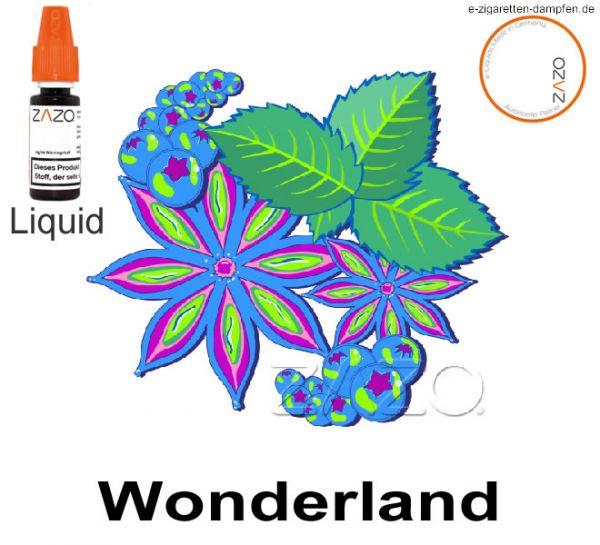 Wonderland Zazo Liquid