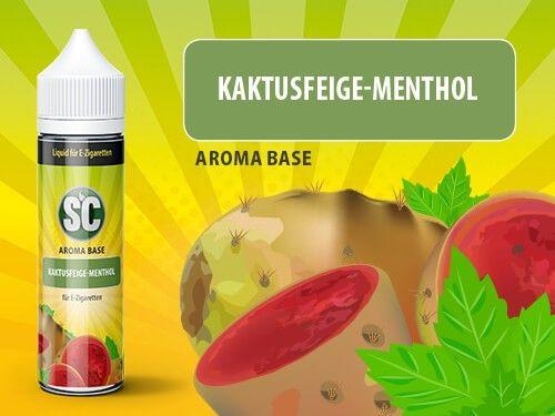 SC Kaktusfeige-Menthol Liquid 50ml