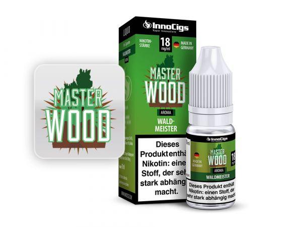 Innocigs Waldmeister Master Wood 10x10ml