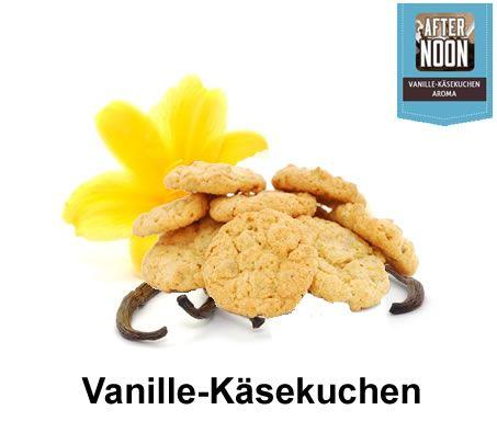 Innocigs Afternoon Vanille-Käsekuchen Liquid