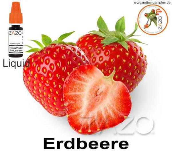 Erdbeere Zazo Liquid 8mg
