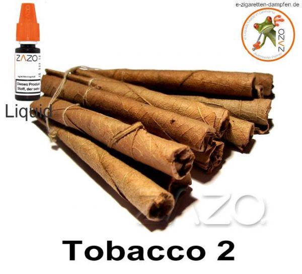 Tobacco 2 Zazo Liquid