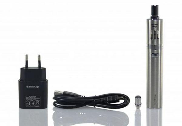 EGO ONE MEGA E-Zigarette im Set Edelstahl