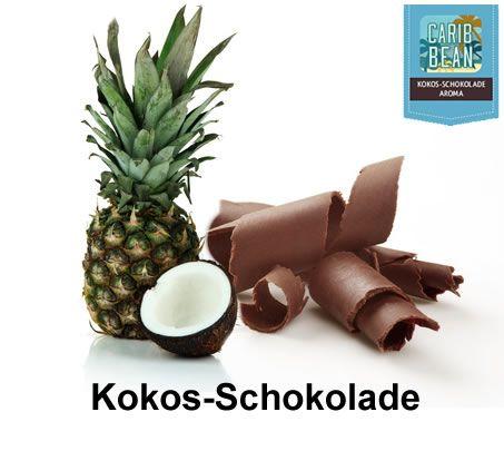 Kokos-Schokolade - Innocigs Caribbean Liquid