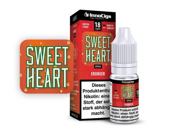 Innocigs Erdbeer Sweetheart 10x10ml