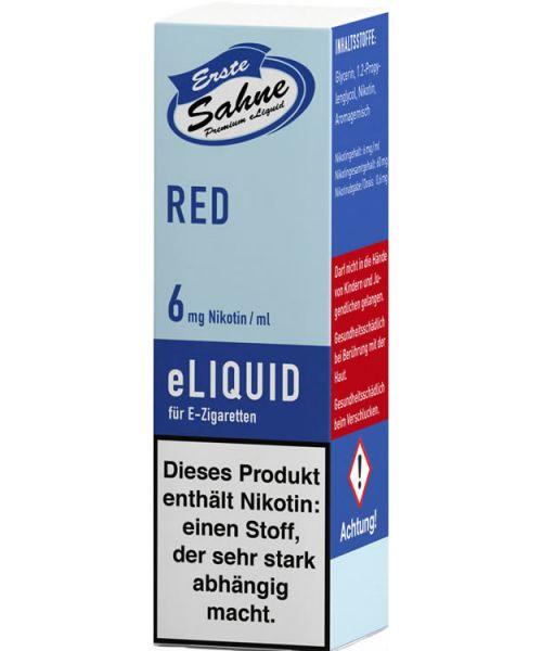 Erste Sahne Red Liquid