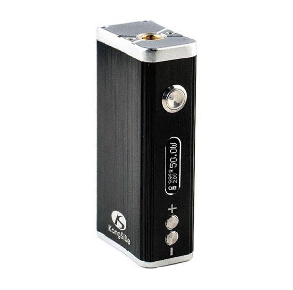 KSD S500 Box 50 W Akkuträger schwarz