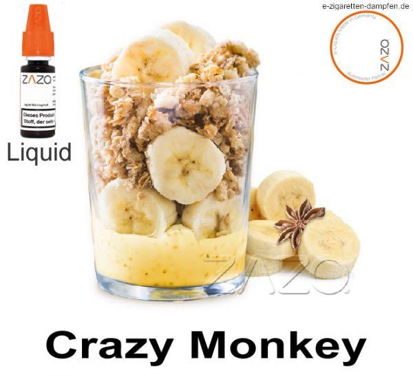 Crazy Monkey Zazo Liquid
