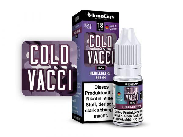 Innocigs Heidelbeere-Fresh Cold Vacci 10x10ml