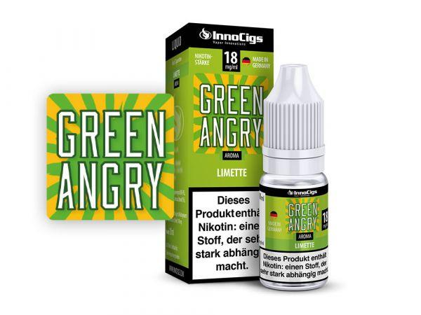 Innocigs Limette Green Angry 10x10ml