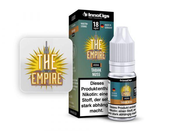 Innocigs Tabak Nuss The Empire 10x10ml
