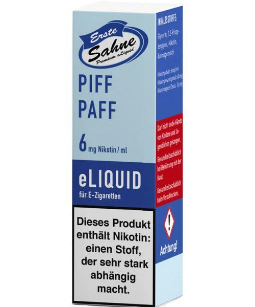 Erste Sahne Piff Paff Liquid