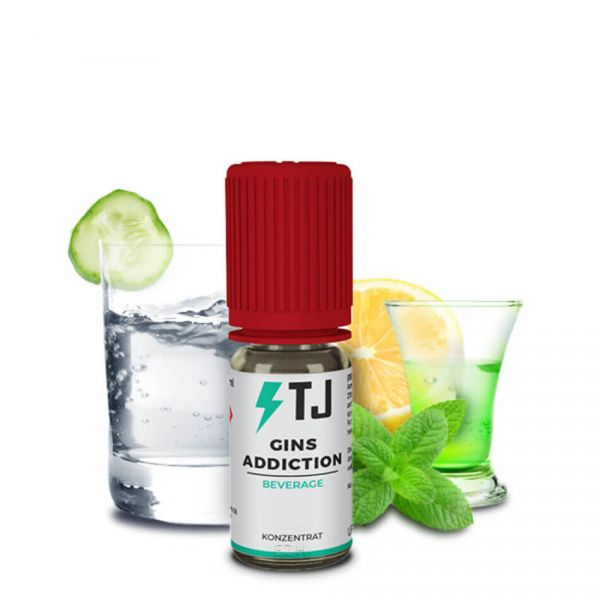 T-JUICE Gins Addiction Liquid