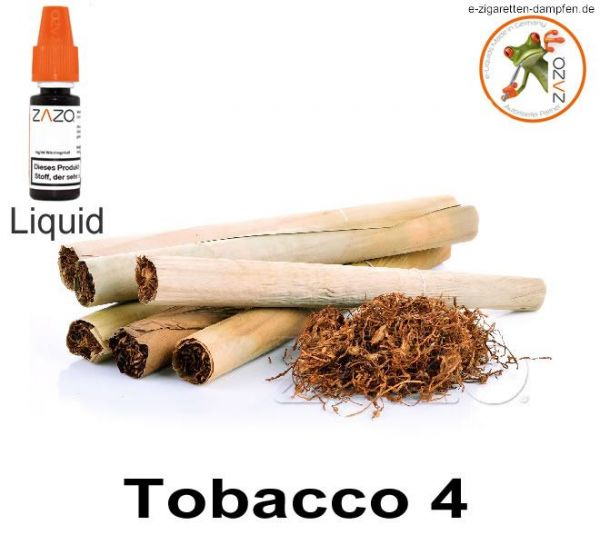 Tobacco 4 Zazo Liquid